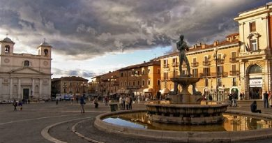 L'Aquila: every wound can heal after the earthquake