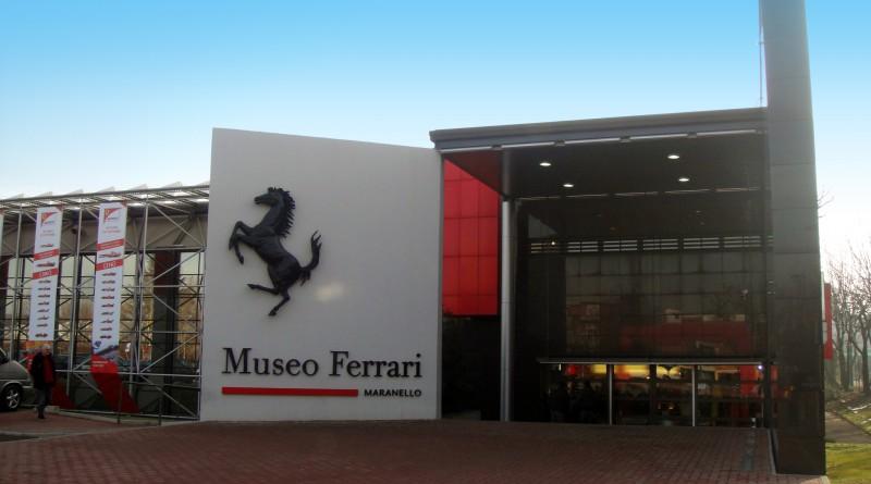 Ferrari e the MaranelloMuseum