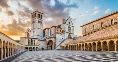 Assisi peace of mind