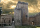 Caetani Castle in Sermoneta