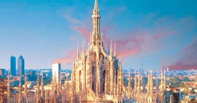 Milan and its look to the future