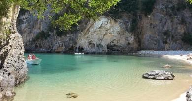 Beaches of Campania