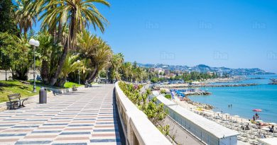 Guide to the city of Sanremo