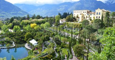 Merano landscapes